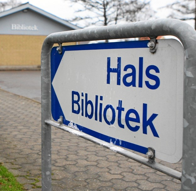 Hals Bibliotek danner tirsdag den 5. marts ramme om en musikalsk legestue. Foto: Allan Mortensen