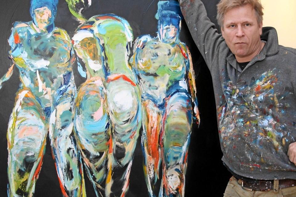 Henrik Busk Andersen er meget glad for at samarbejde med Jøni.
