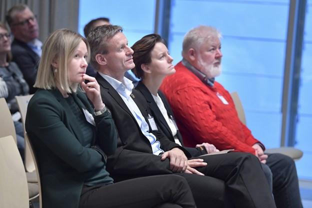 147 deltagere fra nordjyske virksomheder havde tilmeldt sig inspirationsdagen, der måtte flytte lokaler på grund af den store interesse.