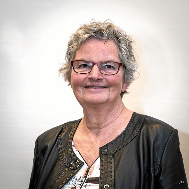 Gitte Funch er ny formand i Ældre Sagen Frederikshavn-Læsø.