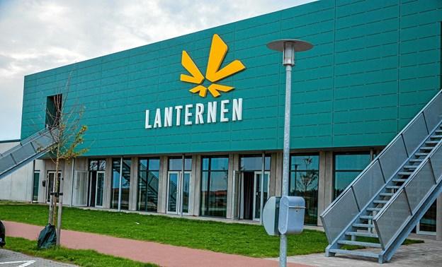 Lanternen, hvor Dorte Svenningsen i det daglige er centerleder. Foto: Mogens Lynge