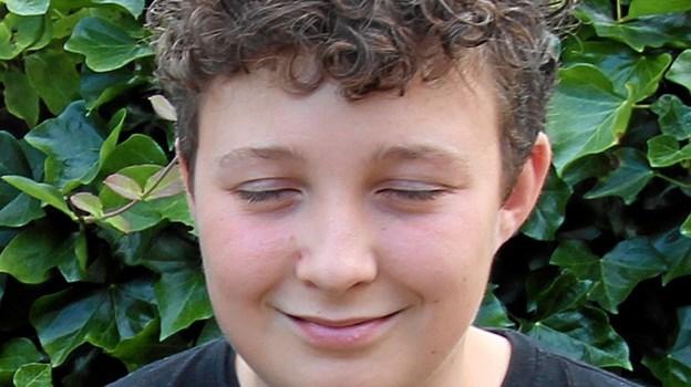 16-årige Sebastian var på sejlerlejr på skonnerten Marilyn Anne og sejlede rundt i danske farvande en uge. Foto: Jørgen Ingvardsen Jørgen Ingvardsen