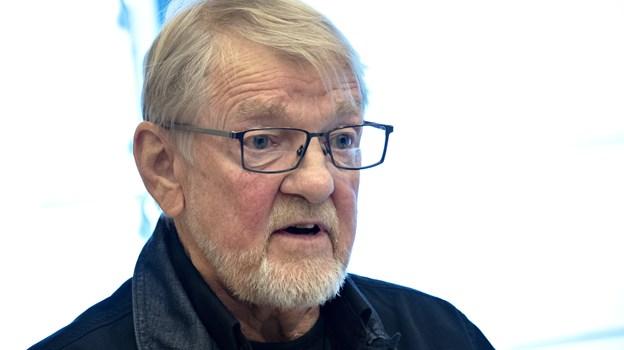 Kaspar Rostrup har tidligere instrueret Ibsen, men aldrig Ibsen-klassikeren over dem alle: Et Dukkehjem. Foto: Kurt Bering