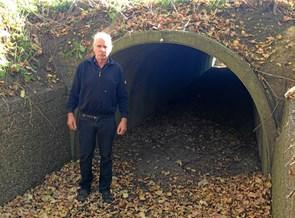Tunnel genåbnes til løb i Dybvad