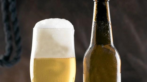 Den 8. februar er der ølsmagning i Havnehuset i Hou. Foto: Allan Mortensen