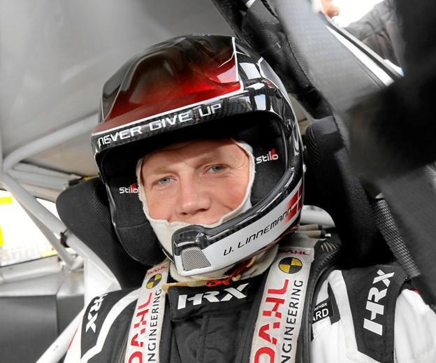 Ulrik Linnemann er flyvende i EM-serien. Privatfoto