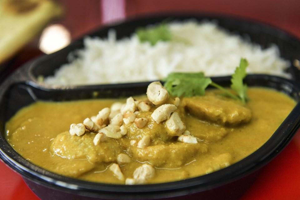Der er en masse klassiske indiske retter på menukortet hos Bollywood Indisk Take Away. Foto: Michael Koch