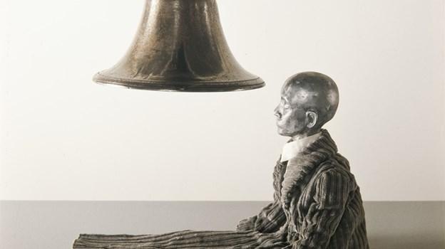 Her er det Dennis Oppenheims ikoniske værk Attempt to Raise Hell, som også kommer til Aalborg. PR Foto