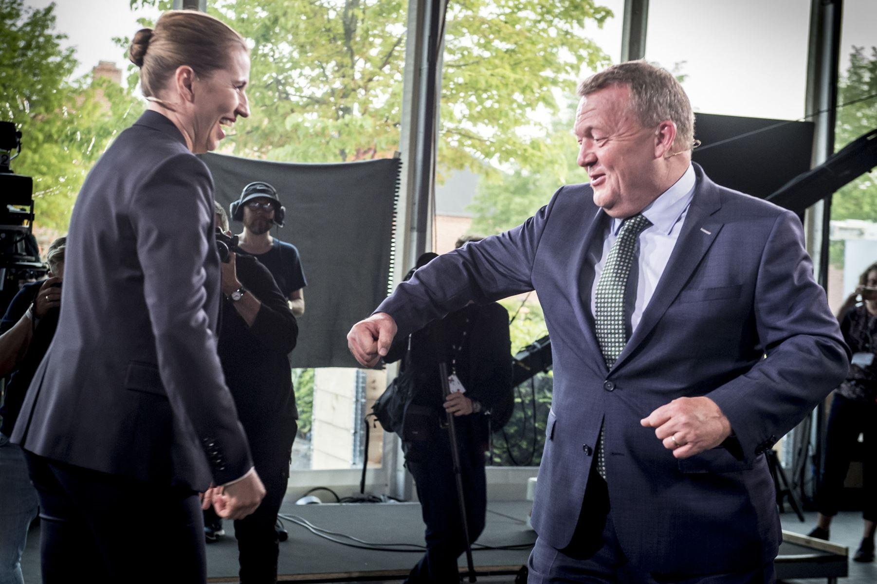 Venstre er klar til at binde sig til en reduktion af drivhusgasser med 60 procent, siger Løkke.
