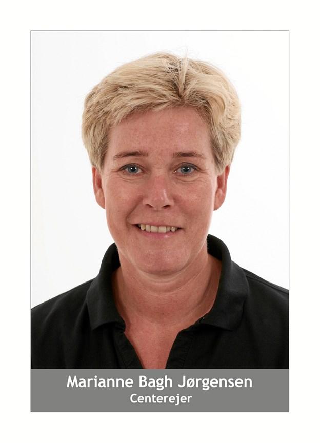 Marianne Bagh Jørgensen. Privatfoto.
