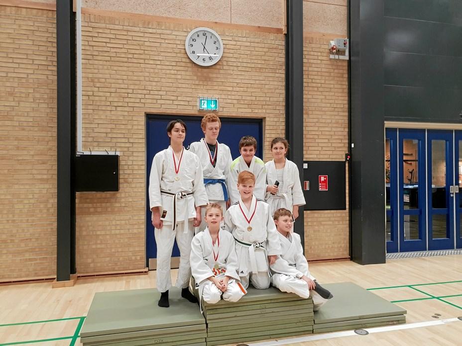 Stort judostævne i Vrå
