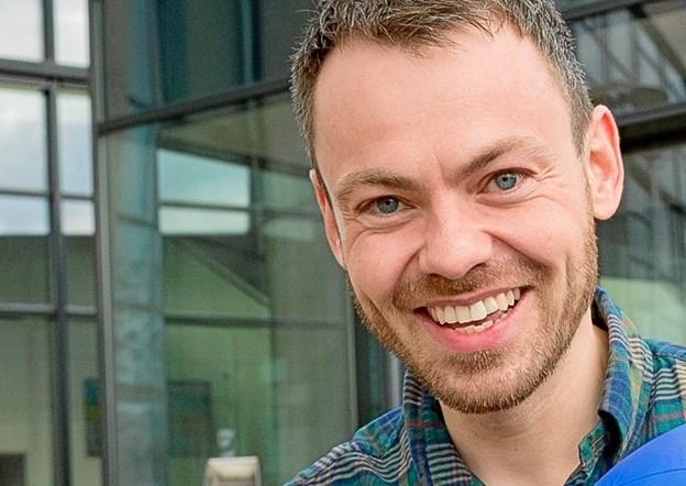 En ny Folkeoplysningsordning er udvalgsformand Anders Broholms politiske svendestykke. Arkivfoto: Kim Dahl Hansen
