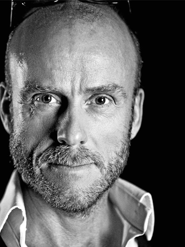 musicalsanger og skuespiller Anders Teigen vil divertere med nogle store hits fra forskellige musicals. Privatfoto