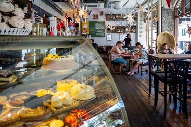 Han har tidligere arbejdet som køkkenchef på Søgaards Bryghus, og Jonas Hütscher-Hejlesen vil også fortsat sætte sit præg på menukortet på Penny Lane.
