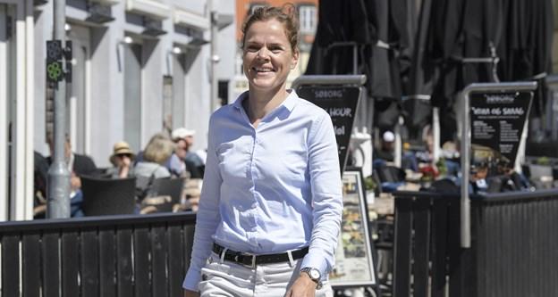 Anna Oosterhof, turismeudviklingschef, Hjørring Kommune. Foto: Bent Bach