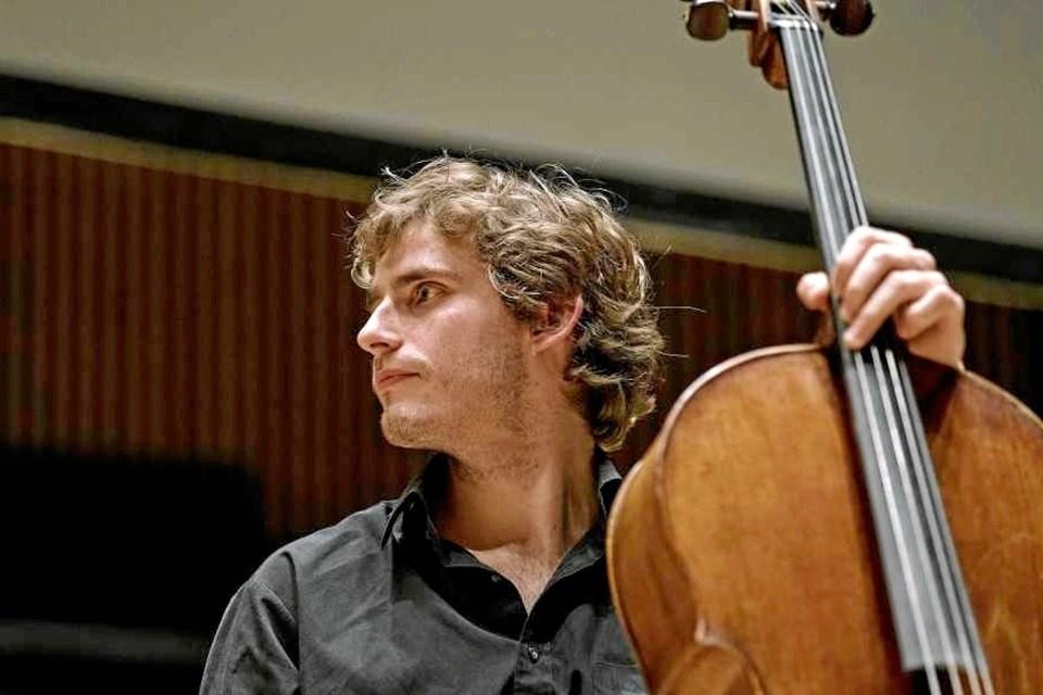 Andreas Brantelid giver to koncerter på Hjørring Gymnasium - han spiller første koncert 9. juli og anden koncert lørdag 13. juli.