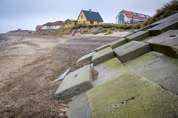 Afgørelsens time: Årelang kystsikringssag i Lild Strand nærmer sig løsning