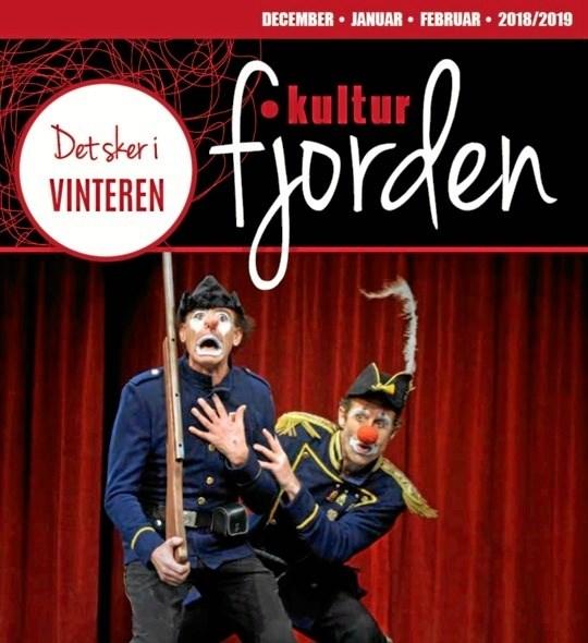 """Mariagerfjord Kommunes fælles kulturkalender """"Kulturfjorden"""" udkommer fra 2019 kun to gange om året.  Privatfoto"""