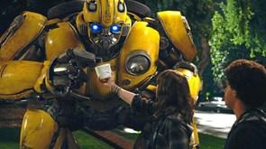 Bumblebee er en folkevogn - og en sci-fi film