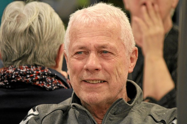 Tidligere formand Finn Larsen var også til stede til introduktionsmødet. Foto: Flemming Dahl Jensen Flemming Dahl Jensen