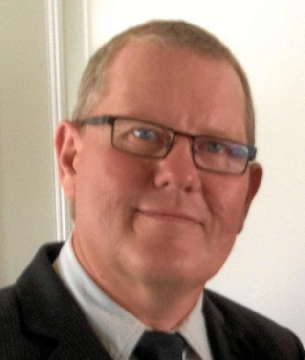 John Bjerg er valgt som folketingskandidat i Brønderslevkredsen. Privatfoto