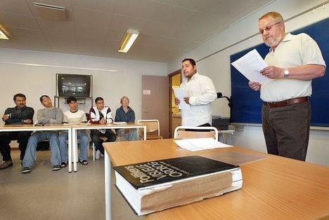 Per Nielsen Tidligere formand for integrationsrådet i Skørping, Nygade 7, Bælum: