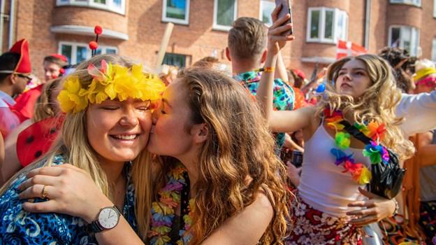 Der er en fantastisk stemning ved karnevalet, der lige nu er i fuld gang. Foto: Martin Damgård