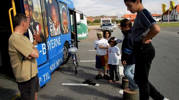 SOS Børnebyerne tilbyder en anderledes julekalender. Arkivfoto: Peter Mørk