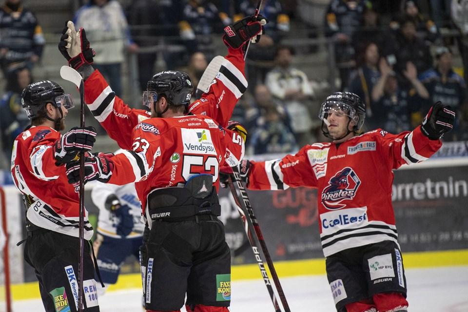 Foto: Kim Dahl HansenAalborg -  ishockey
