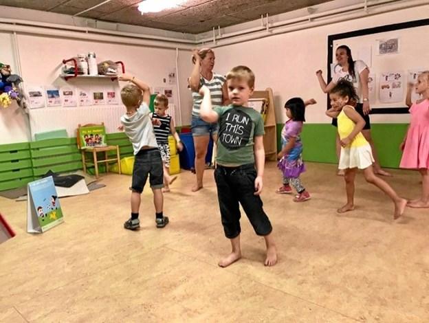Action Kids i brug. Foto: privat.