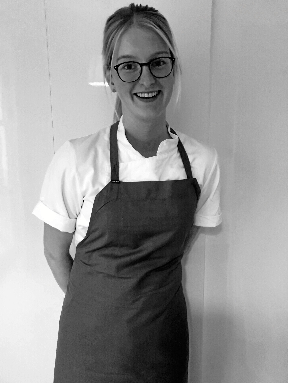 """Karen Bech er nomineret med begrundelsen, at hun """"går over i skolens historie som den perfekte elev, den grundige håndværker, den brede fagperson, det ydmyge talent, kokken med kvalitet og pigen med jordforbindelse. Privatfoto"""