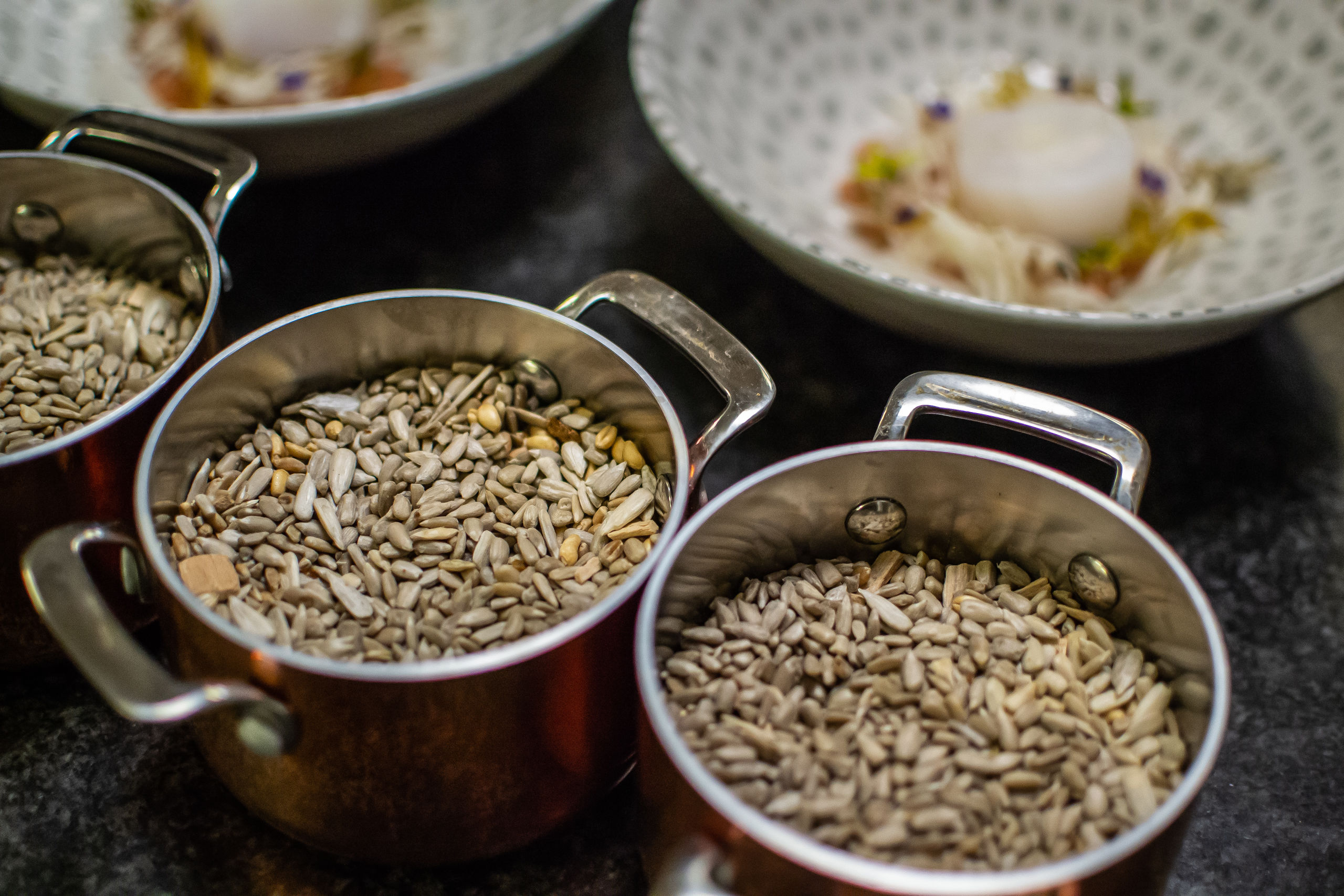 Der venter en stor gastronomisk oplevelse, når Restaurant Tabu møder Restaurant Uafhængig i finalen. Foto: Freja Thomassen