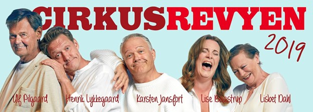 13. juni kan man komme med ÆldreSagen Hadsund til cirkusrevyen 2019. Foto: Kennet Havgaard.