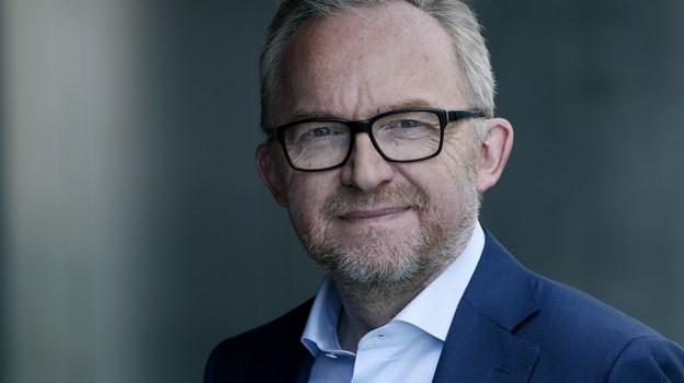 Jesper Theilgaard kommer til Skagen 27. maj.