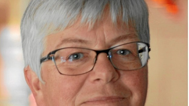 Rigmor Borup har været 34 år hos Landbo Nord. Privatfoto
