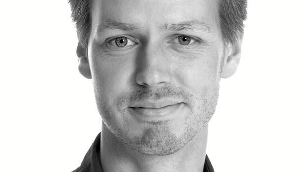 """Jonas Kristoffer Lindeløv taler 10. oktober om """"Hypnose og hjerneskade"""" på Mastruplund i Støvring. Privatfoto"""