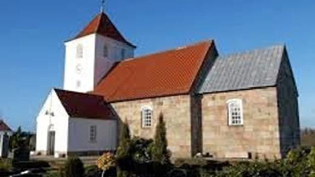 Døstrup Kirke.