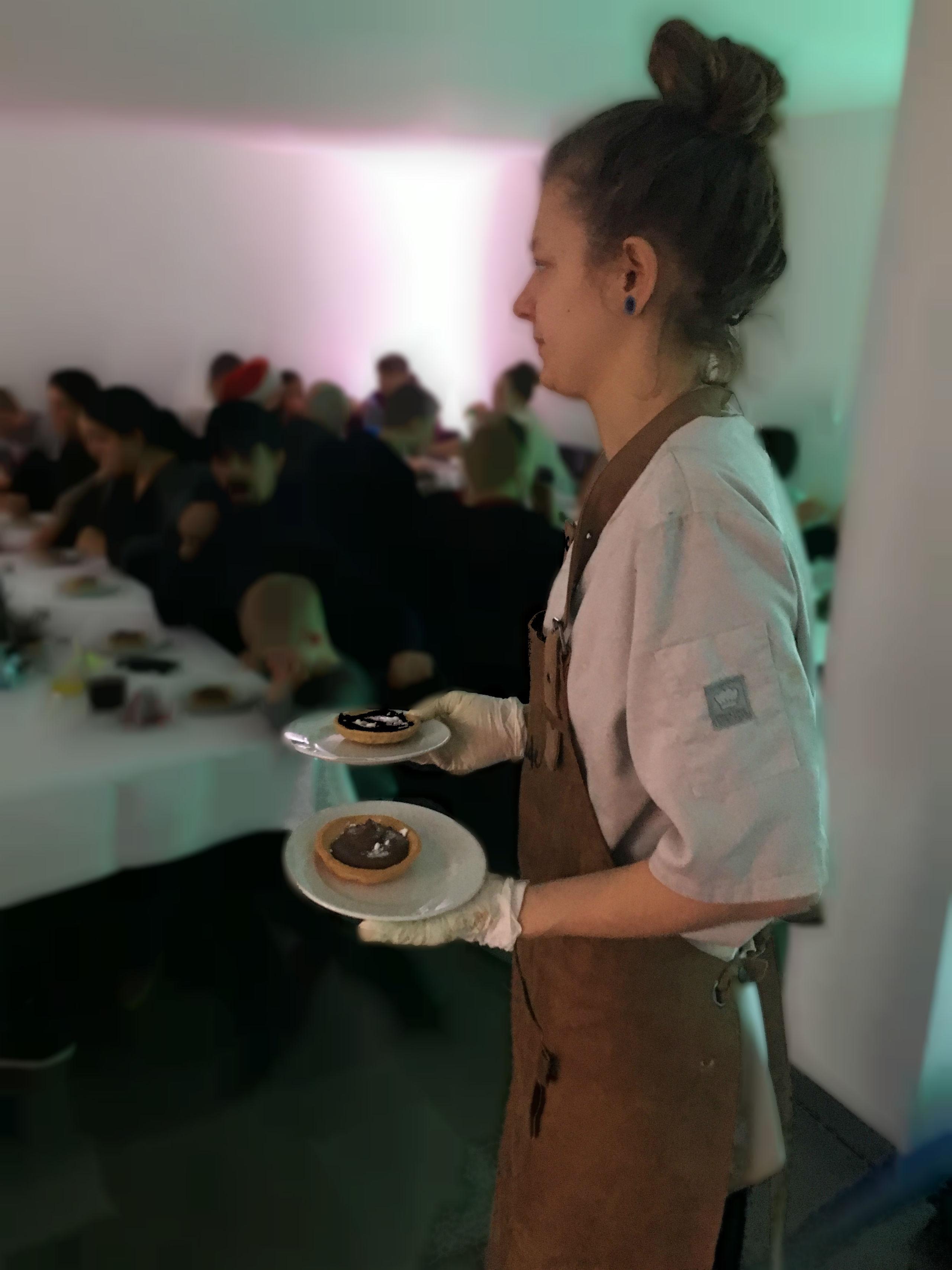Allerede sidste weekend var der to lignende arrangementer i København. Foto: ChefMade