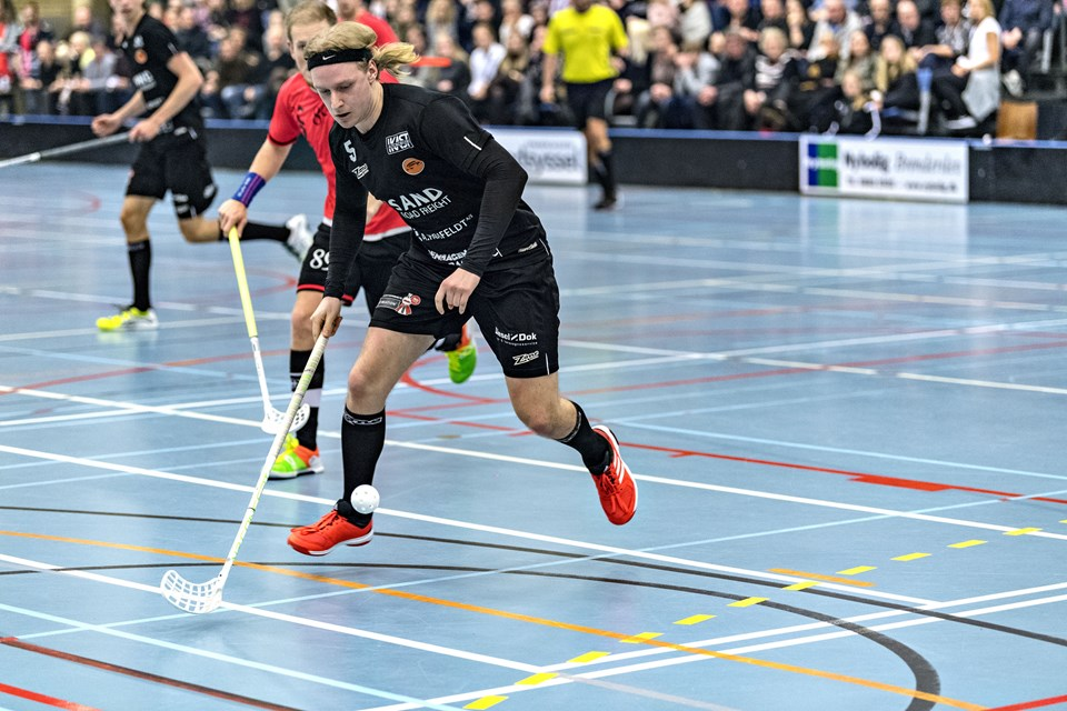 Foto: Kim Dahl HansenPokalfinaler i floorball
