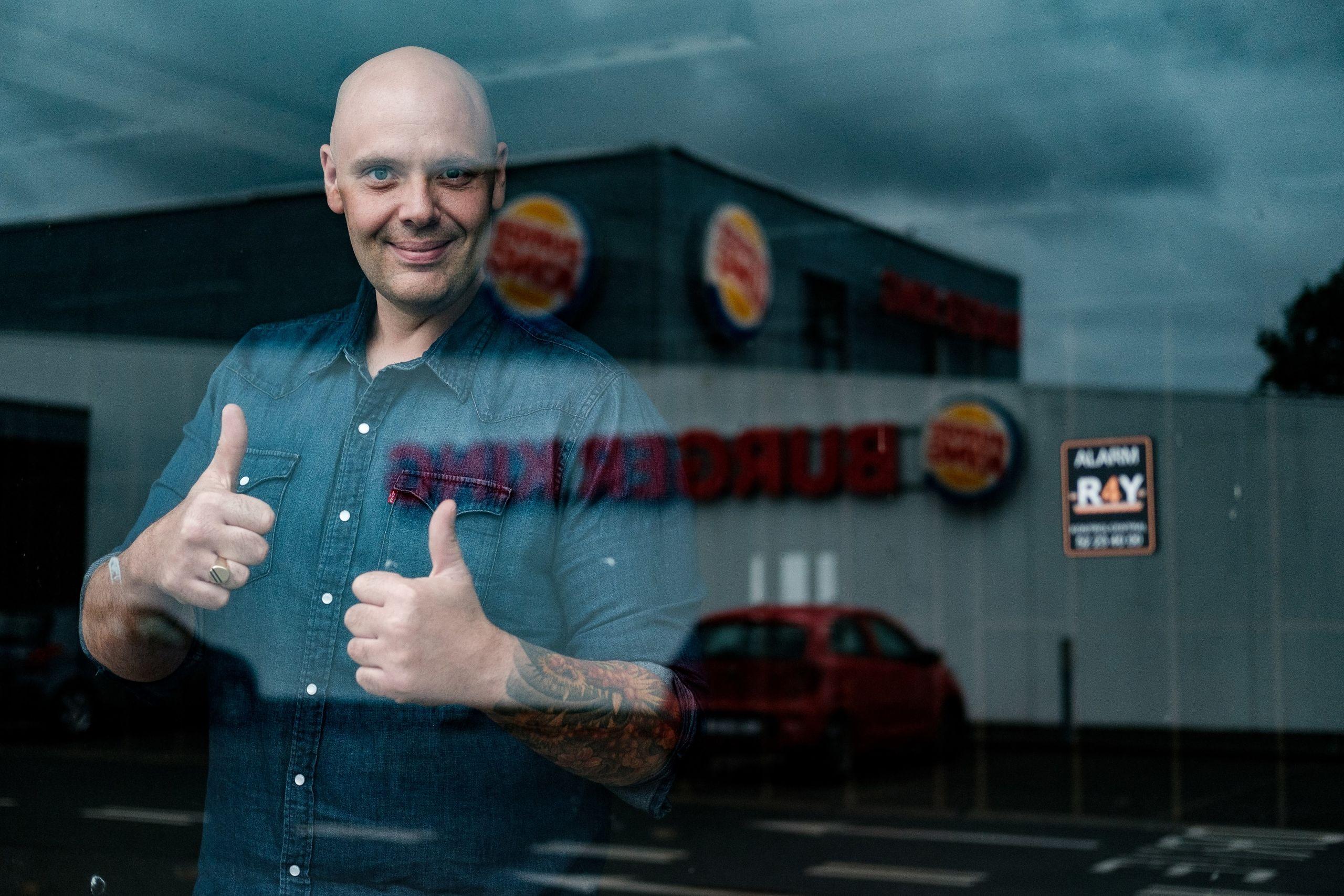 Jens-Peter Søborg er medejer af kæden Fitness4you, men centret i City Syd bliver et solo-projekt.