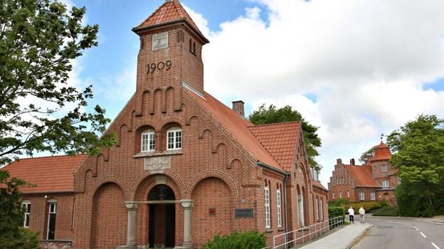 Det er 25 år siden, AA-gruppen i Fjerritslev blev dannet. I dag holder den møder på Sandagervej 52 bag den gamle retsbygning. Arkivfoto