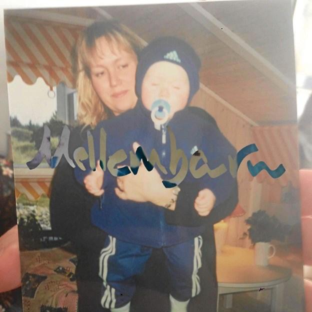 """PR-foto fra Andreas Hangaards nye album """"Hindsight"""", der udgives fredag på Hjørnet i Dronninglund. Foto: Privatfoto"""
