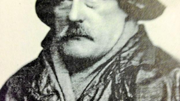 Jens Vilhelm Rommedahl. Privatfoto