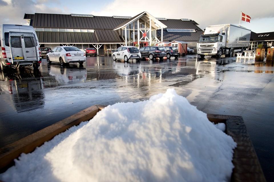 Det er fri entré til Mariager Saltcenter, når der holdes messe søndag 13. januar klokken 11 til 16. Arkivfoto: Torben Hansen Torben Hansen