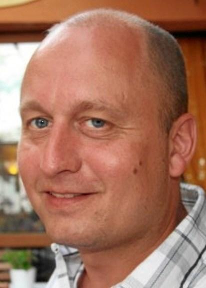 Søren Lindberg, 50 år lørdag 15. december. Foto: Privat.