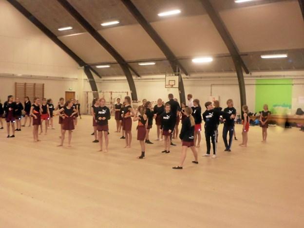 LKB-Gistrups gymnastikafdeling har som den første afdeling indkaldt medlemmerne til årsmøde her først i det nye år. Foto: Kjeld Mølbæk