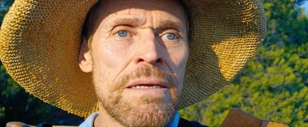 Filmen Van Gogh - Ved Evighedens Port kan ses søndag 5. maj.