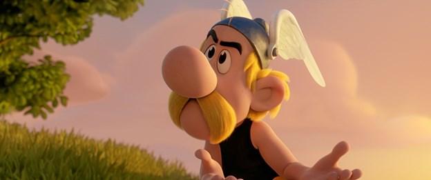 Filmen Asterix og trylledrikkens Hemmelighed er en af de tre, der kan ses til halv billetpris. Foto: Hans Jørgen Callesen Hans Jørgen Callesen