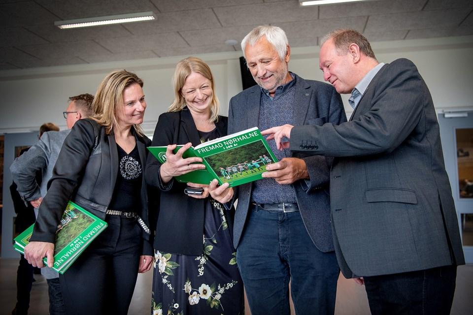 Dorte Berthelsen, Rikke Sejling og Per Jeppesen. Foto: Lars Pauli © Lars Pauli