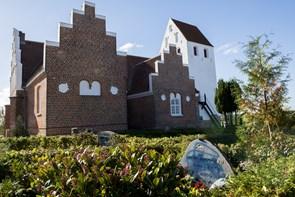 Lad Nytårsfesten begynde i Visborg Kirke